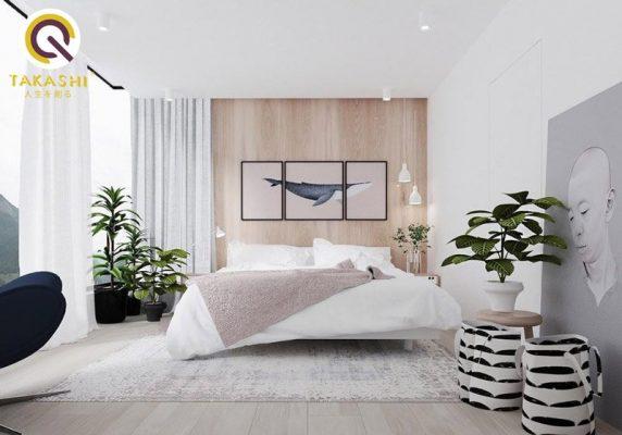 cây trong phòng ngủ