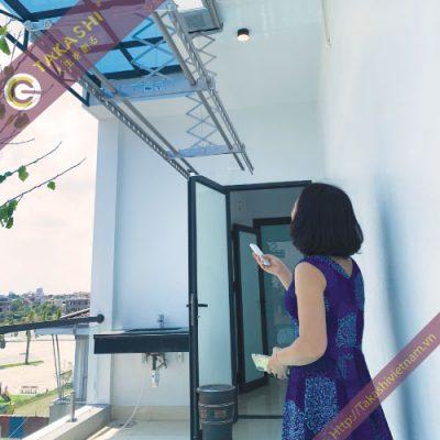 Lắp đặt giàn phơi tại TP Hồ Chí Minh