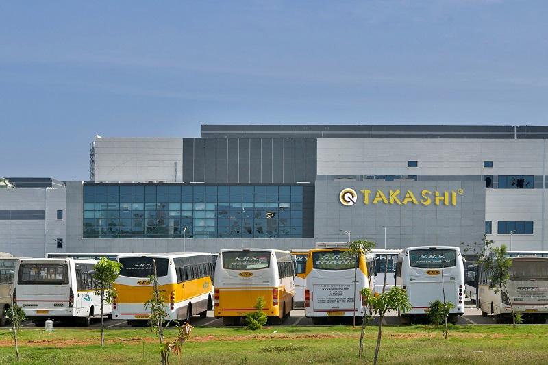 Takashi company India